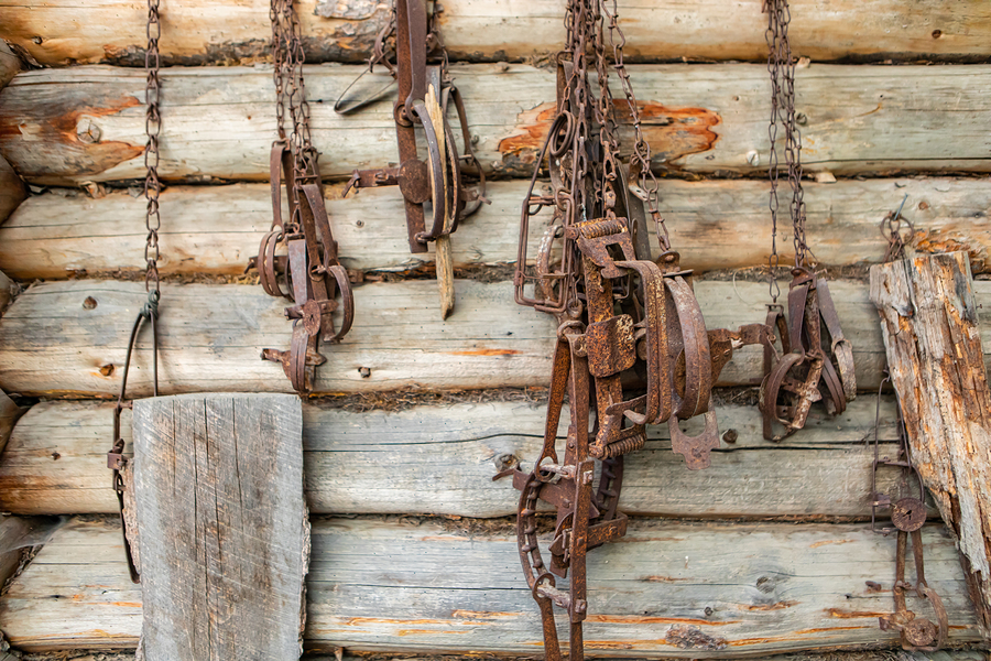 Rusty Traps